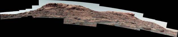 Le spettacolari foto della superficie di Marte, scattate dalla sonda Curiosity (Sito ufficiale Nasa)