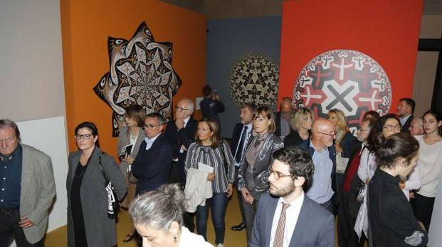 La mostra dedicata a Escher a Palazzo Blu