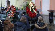 Una folla commossa ha partecipato alla commemorazione funebre di Azeglio Vicini (foto Ravaglia)
