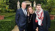 Jean Christophe Babin, Lucia Silvestri e Vincent Meylan