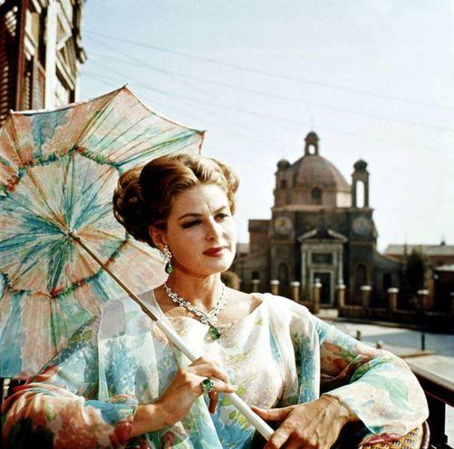 Ingrid Bergman, libro Bulgari