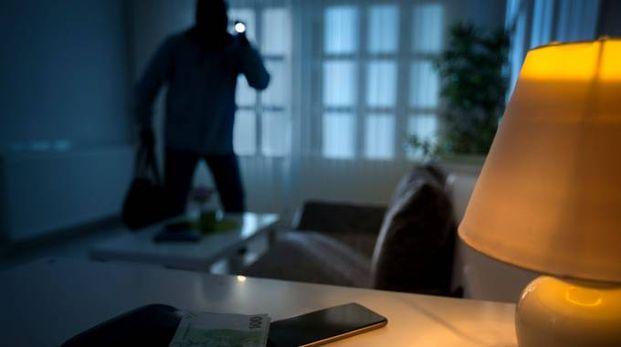 Guardia alta per paura dei furti