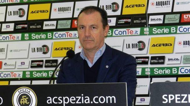 Il ds Gianluca Andrissi ha parlato in conferenza stampa