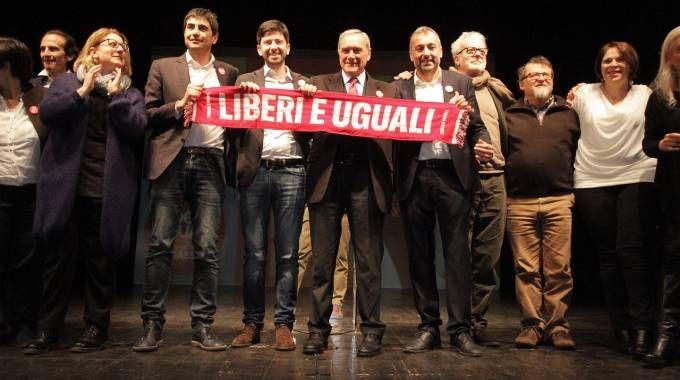 L'incontro di Liberi e Uguali a Firenze
