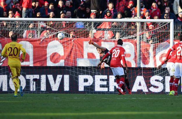 Perugia-Cittadella, le foto della partita (LaPresse)