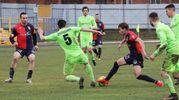 Gubbio-Albinoleffe, le foto della partita (Gavirati)