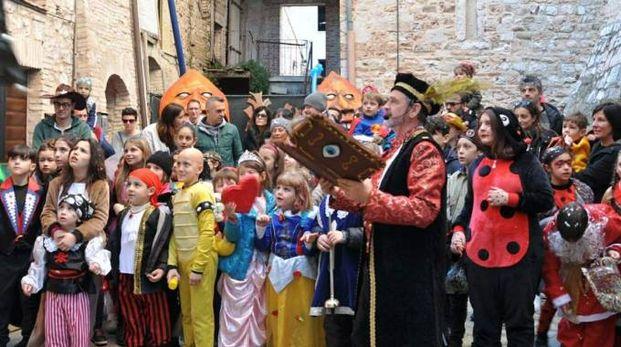 Il carnevale è sempre una festa (foto di repertorio)