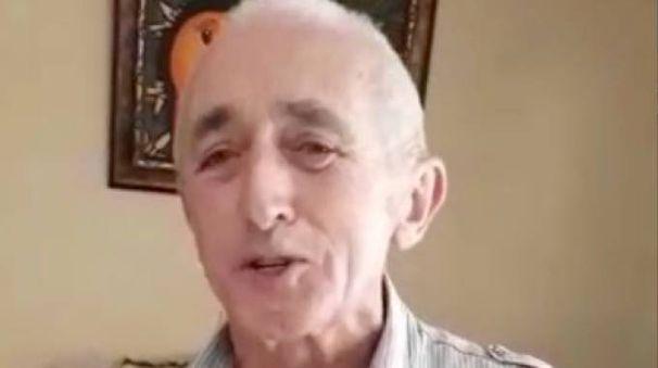 Vittorio Giuzzi, 75 anni pensionato di Montichiari (Fotolive)