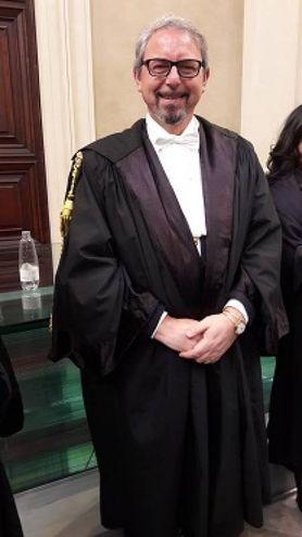 La festa degli avvocati pisani. L'avvocato Riccardo Taverniti