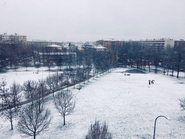 Roberta - il quartiere Savena di Bologna