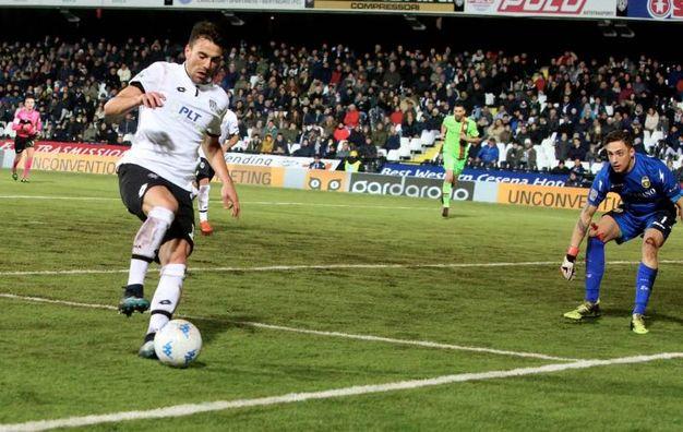Cesena-Ternana 4-3, le foto della partita (Ravaglia)