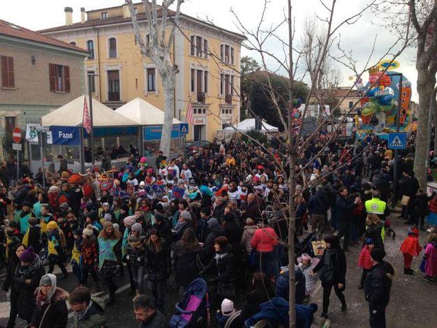 Il Carnevale dei Bambini (foto Petrelli)