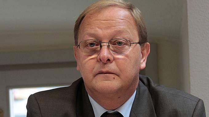 Il sindaco Severino De Stefani