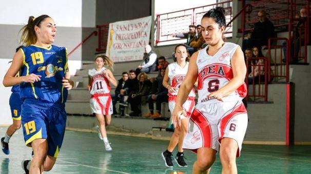 Giulia Camarri, grande protagonista a San Miniato