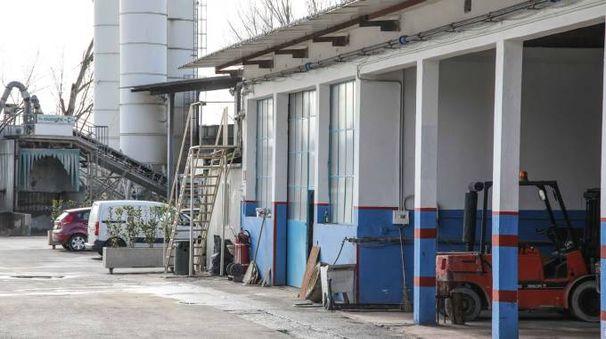 Incidente sul lavoro a Spicchio (Fotocronache Germogli)