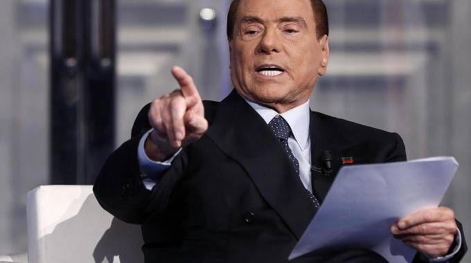 Silvio Berlusconi (Ansa)