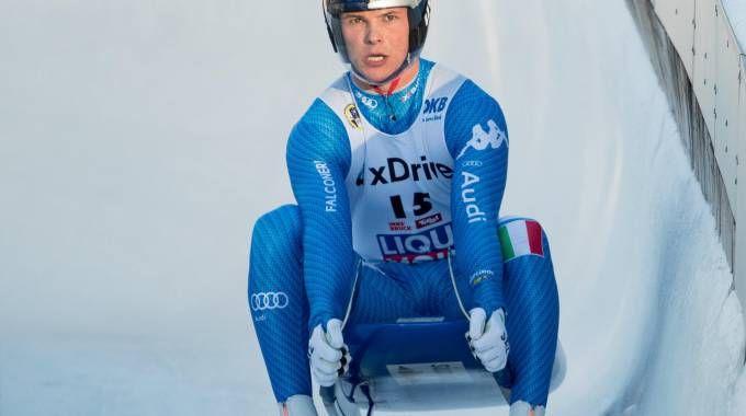 Dominik Fischnaller (Ansa)