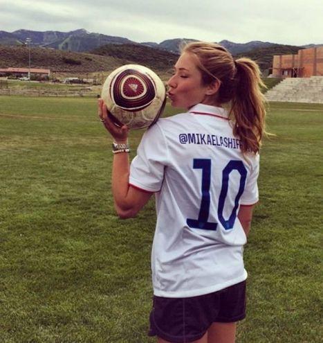 Mikaela Shiffrin: sci, Stati Uniti (Instagram)