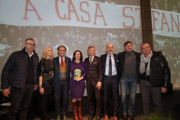 Palazzo Vecchio, presentazione del libro dedicato a Stefano Borgonovo (Foto Germogli)