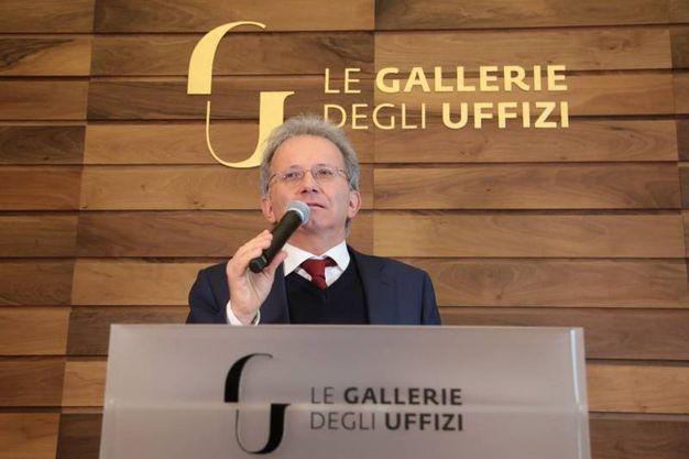 Nella foto il sovrintendente Andrea Pessina (Giuseppe Cabras/New Pressphoto)