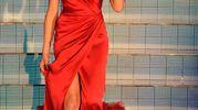 Alessia Piovan,Sanremo 2009 (LaPresse)
