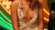 Ilary Blasi, Sanremo 2006 (Ansa)