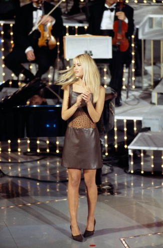 Valeria Mazza, Sanremo 1996 (Lapresse)