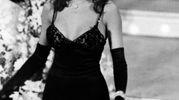 Anna Falchi, Sanremo 1995 (LaPresse)