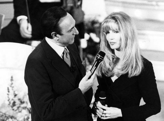 Lorella Cuccarini, Sanremo 1993 (LaPresse)