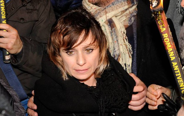 Alessandra Verni, la madre di Pamela Mastropietro (Foto Calavita)