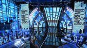 Sanremo 2018, Fiorello sul palco (foto Ansa)