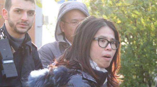 Lin Youlin, titolare di fatto della Teresa Moda (foto Sproviero/Attalmi)
