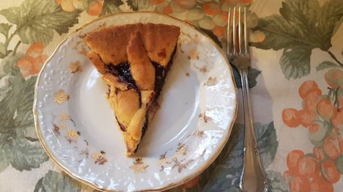 Morbida e gustosa crostata