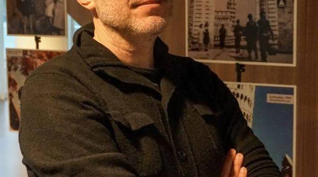 Il regista pisano Lorenzo Garzella