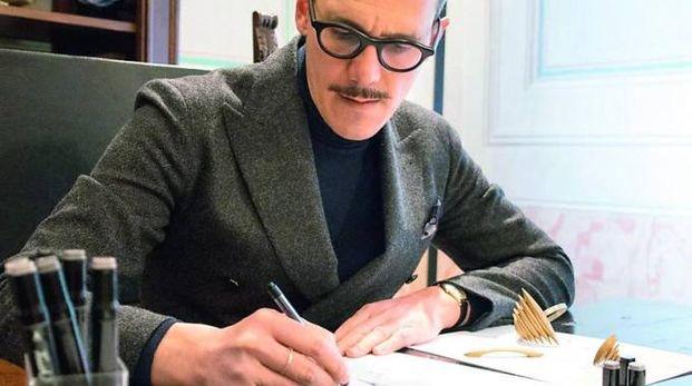 Massimiliano Bonoli, titolare della gioielleria Ororé