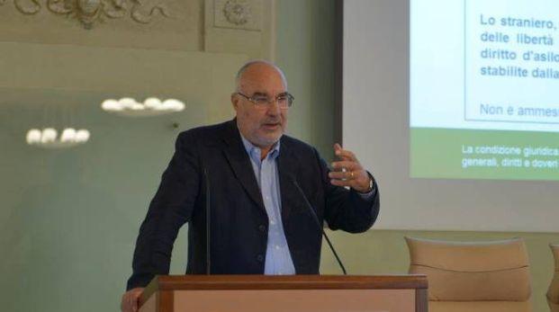 Il costituzionalista Emanuele Rossi