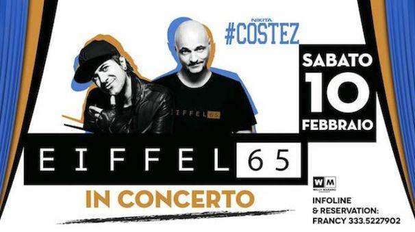 Eiffel 65 al Nikita Costez