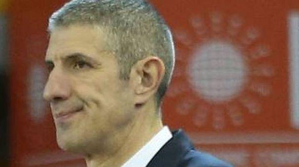 Ario Costa, presidente della Vuelle