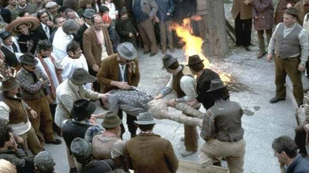 Carnevale morto di Santa Fiora