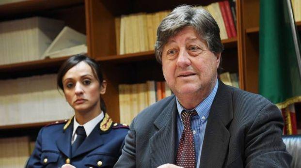 Il procuratore capo di Lucca Piero Suchan