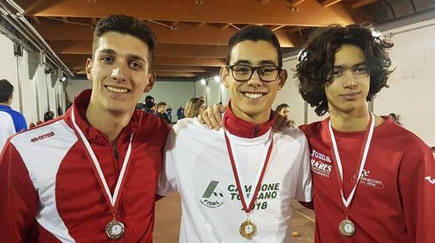 Mainetti, De Simone e Ceccarelli