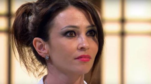 Manuela Costantini eliminata da MasterChef 7 (frame da YouTube)