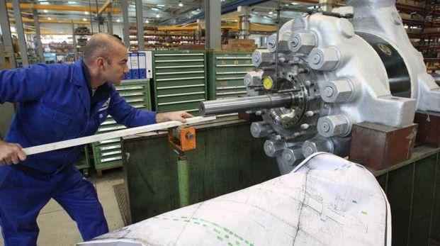 La meccanica e la siderurgia sono stati i settori che hanno fatto segnare i risultati di produzione migliori