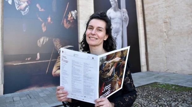La mostra 'L'Eterno e il Tempo tra Michelangelo e Caravaggio' (foto Fantini)