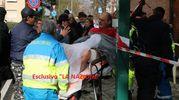 Ragazzo spara da una moto a Pisa, cinque feriti e caccia all'uomo (Foto: Valtriani)