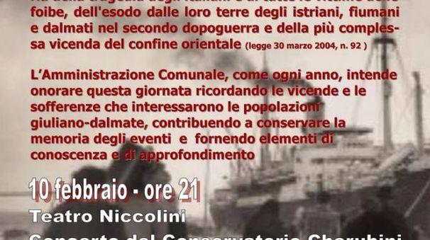 Il Giorno del Ricordo al Niccolini di San Casciano