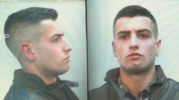 Patrizio Iacono, ricercato per la sparatoria di Pisa