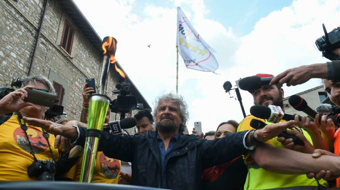 Beppe Grillo (ImagoE)