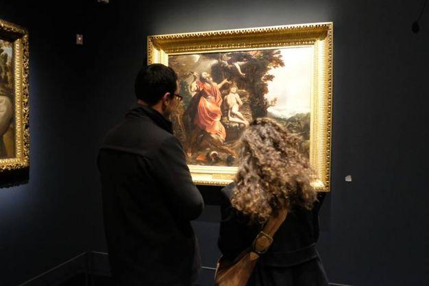 La mostra allestita ai Musei San Domenico di Forlì dal 10 febbraio al 17 giugno (foto Frasca)