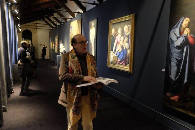 120 le opere esposte ai Musei San Domenico di Forlì (foto Frasca)